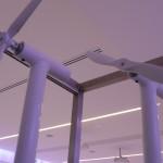 Miniatuur windmolens
